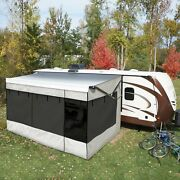 Solera Awnings Family 10and039w Complete Room