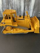 Bruder Cat Bulldozer 116 Scale Large Construction Toy Made In Germany