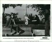 1992 Press Photo Alex Mcarthur And Others Star In The Film Rampage - Lrp51356