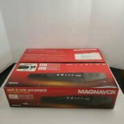 Magnavox Mdr515h F7 500gb Hdd And Dvd-r With Digitaltuner New