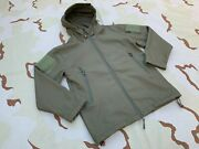 Tactical Triple Aught Design Tad Gear Shell Hoodie Jacket L