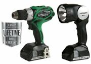 Hitachi Ds18dsalx 18v 1/2-inch Driver Drill Discontinued By Manufacturer