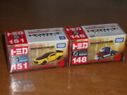 Tomica Dream Discontinued 148 151 Trans Formers Optimus Prime Bumblebee Set Out