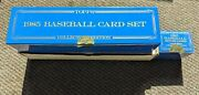 1985 Topps + Traded Baseball Sets W/ Mcgwire Clemens And Puckett Rc