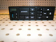 Mercedes Early R129 Auto Push Buttom Climate Control Working Genuine 1 Unit Only
