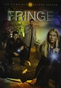 Fringe - The Complete Second Season Blu-ray 4-disc Set