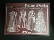 Patterns Of Fashion 1560-1620 The Art And Construction Janet Arnold Costuming