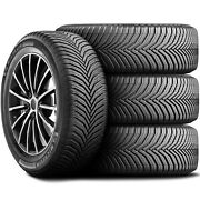4 Tires Michelin Crossclimate 2 235/55r18 100v A/s Performance