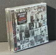 Sealed 3 Cd Promo Rolling Stones Some Girls Sticky Fingers Exile On Main St