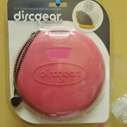 Discgear 20s Discus Double Sided Cd Storage Case Pink Nib