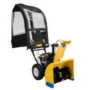 Arnold Universal Snow Cab Attachment For Most Medium - Large 2-stage Snow Blower