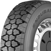 4 Tires Goodyear Endurance Rsd 245/75r16 Load E 10 Ply Drive Commercial