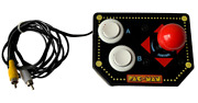 Pac-man Retro 12-in-1 Plug And Play Arcade Tv Game Systems, Jakks Pacific