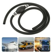 Marine Boat Motor Fuel Gas Hose Line Assembly With Primer Bulb For Boats Rvs Tra