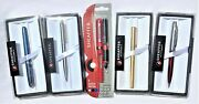 Sheaffer Rollerball, Multifunction, Mechanical Pencils And Calligraphy Pens