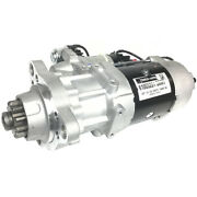 Delco Remy 61003201 Starter Motor Cw Rotation W/smart Integrated Magnetic Switch