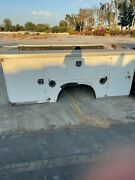 Universal Utility Bed With 9ft Long 8ft Wide For Service Truck Utility Truck