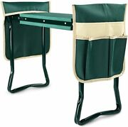 Upgraded Garden Kneeler And Seat With Thicken And Widen Soft