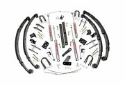 Rough Country 4.5 Suspension Lift Kit For Jeep Wrangler Yj 4wd 613.2