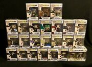 The Office Funko Pop Collection, Lot Of 56 Vinyl Figures