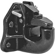 Buyers Products P45ac4k - 45 Ton 4-hole Air Compensated Pintle Hook Kit With Bra