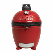 Kamado Joe Classic Ii 18 Ceramic Charcoal Grill Bbq Without Cart For Parts