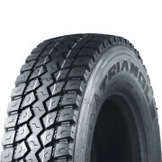 4 Tires Triangle Tr689a 235/75r17.5 Load H 16 Ply Drive Commercial