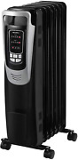 Pelonis Electric 1500w Oil Filled Radiator Heater With Safety Protection, Led Di