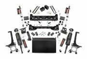 Rough Country 6.0 Suspension Lift Kit For 07-15 Toyota Tundra 75450