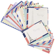 Stationary Paper And Envelopes Set 48 Pcs Stationary Set For Women Cute Writing