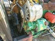 Ford 445a Tractor Diesel D5nn6015f Running Engine Core