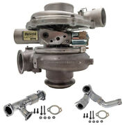 For 2003 Ford Excursion 6.0l Diesel Garrett Turbo Turbocharger W/ Up Pipes Tcp