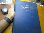 The Kentucky Rifle By Captain John Dillin 1924 First Edition Signed Nra