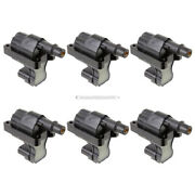 For Nissan 300zx And Infiniti J30 Complete Oem Ignition Coil Set Tcp