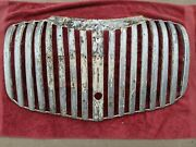 1941 1942 1946 Chevy Pickup Truck Lower Grille Orginal Chevrolet Driver Grill