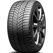 4 Tires Bfgoodrich G-force Comp-2 A/s+ 275/40zr18 99w As A/s High Performance