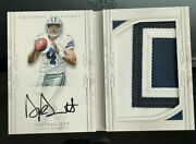 The Best Nfl Chase Hot Pack Mystery Period Rpa Dak Prescott Auto Patch Rc🔥🔥