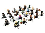 Lego Harry Potter Series 1 Minifigures Complete Set 71022 Brand New Retired