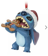 Disney Store Stitch Sold Out Christmas 2021 Hanging Decoration