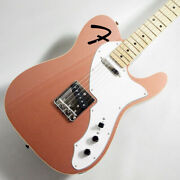 Fender Made In Japan Limited F-hole Telecaster Thinline Penny Hokkaido The