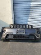 2017 2018 2019 2020 Jeep Cherokee Front Bumper Complete Used Oem 17 18 19 20