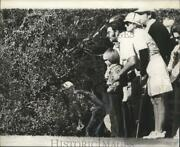 1973 Press Photo Golfer Miller Barber In The Bushes At Greater New Orleans Open