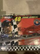 Nascar Lionel Trains Jimmie Johnson 48 Expansion Pack New Factory Sealed