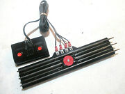 Lionel Ucs O Gauge Remote Control Coupling / Unloading Track Section 2
