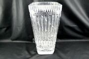 Waterford House Of Waterford 4 Seasons Flower Vase 12 Tall Made In Ireland