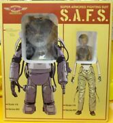 Toys Mccoy 1/6 S. A. F. S.super Armored Fighting Suit Maschinen Krieger Figur