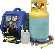 Mastercool 69110 Portable A/c Recovery Machine - Brand New -