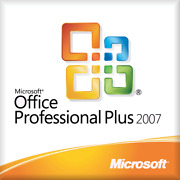 Pack Office 2007 Pro - Word Excel Powerpoint Publisher Outlook
