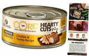 Wellness Core Hearty Cuts Indoor Shredded Chicken And Turkey Recipe Chicken And