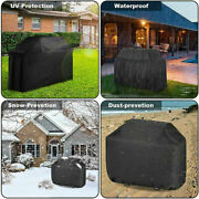 Xsxxxl Heavy Duty Bbq Cover Waterproof Barbecue Grill Protector Outdoor Covers